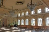 Интерьер Большого зала библиотеки имени Пушкина