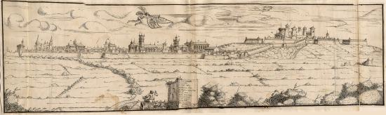 Перпиньян в 1642 году