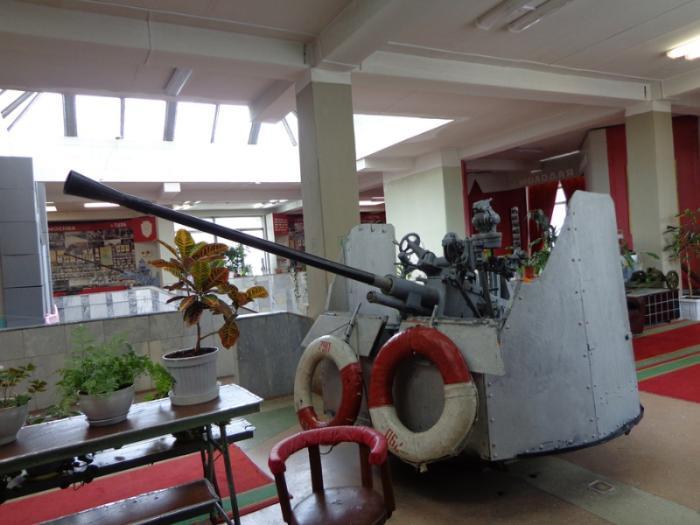 Музей Победы, Ангарск