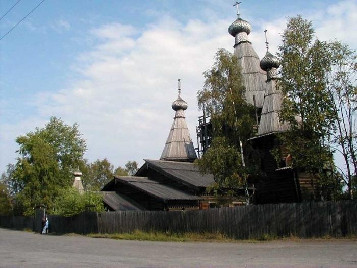 Успенский собор вид