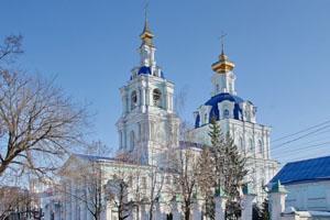 Сергиево-Казанский собор, г.Курск
