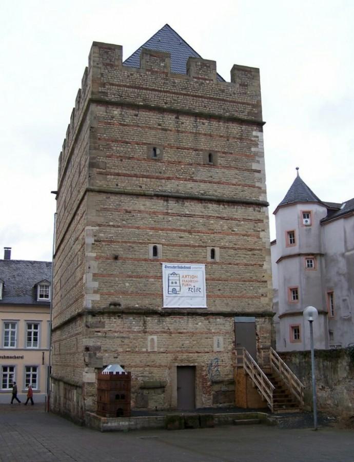 Башня Франко
