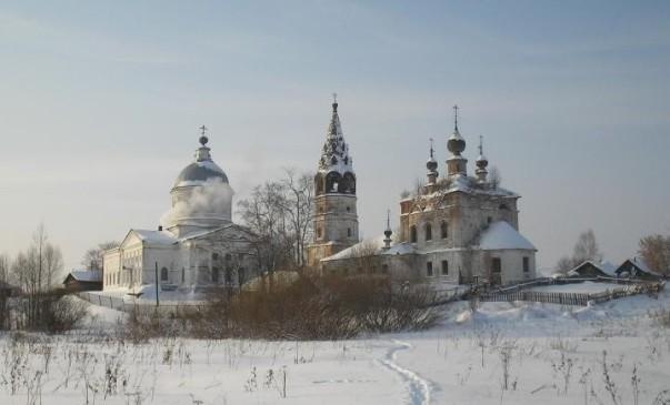 Иаково-Железноборовский мужской монастырь в Буе