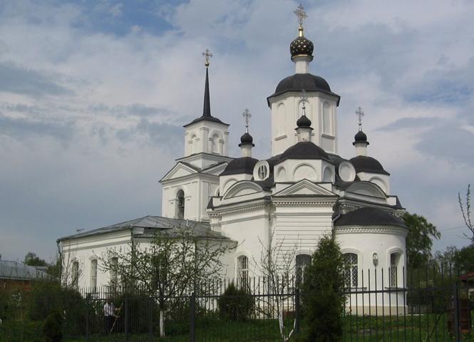 Храм Дмитрия Солунского
