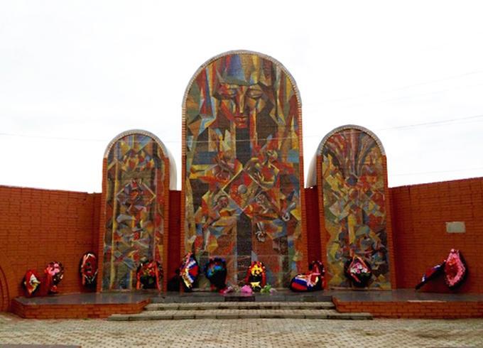 """Монумент """"Вечный огонь"""""""