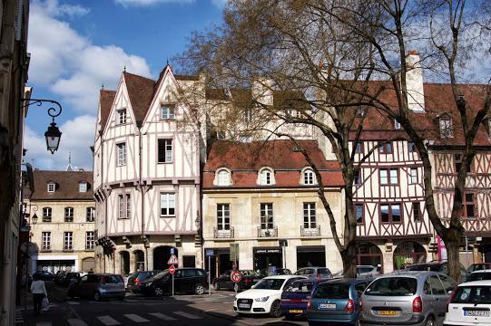 Дижон Самые красивые города Франции