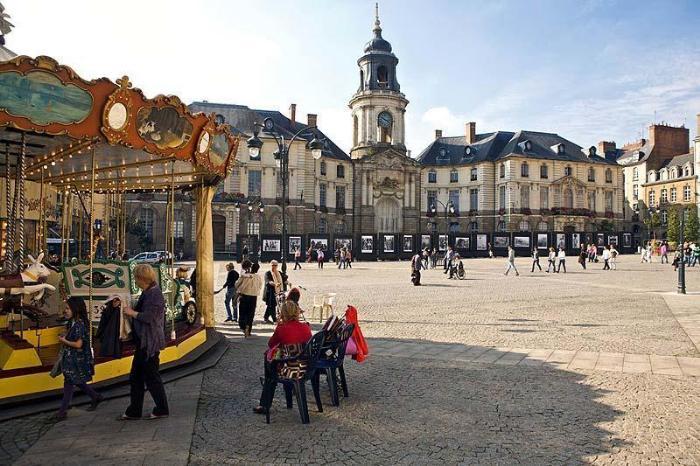 Рен экскурсии по Бретани