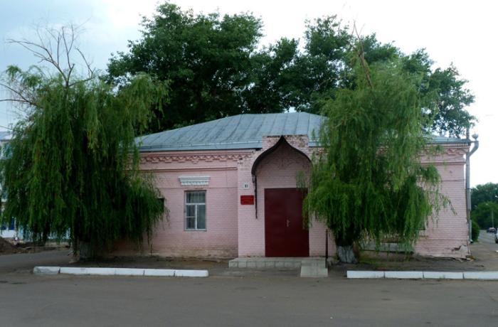 Калачевский краеведческий музей