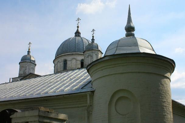 Николаевский Староторжский монастырь в Галиче