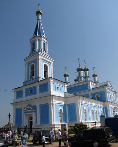 Церковь Рождества Пресвятой Богородицы