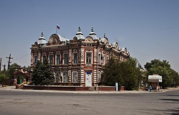 Краеведческий музей Ленинска