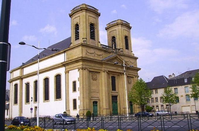Церковь Сен-Максим