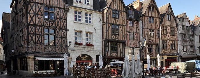 Как добраться в Тур из Парижа, Франция