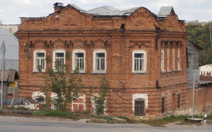 Пятиугольный жилой дом, Каменск-Уральский