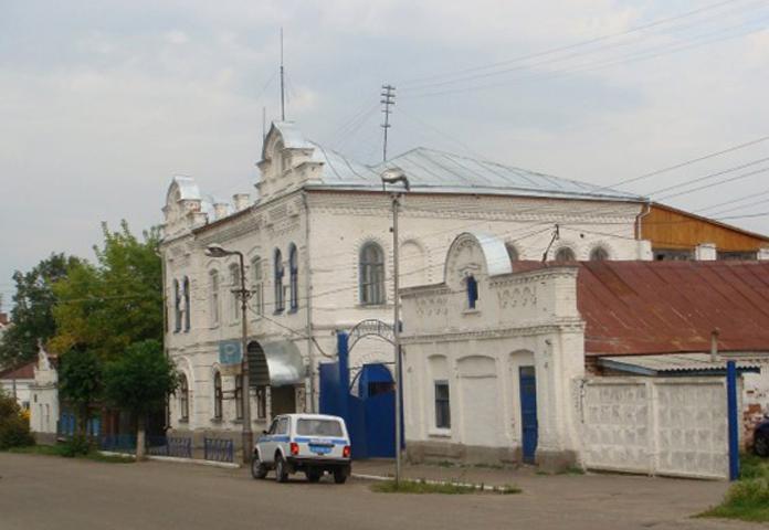 Дом Горохова