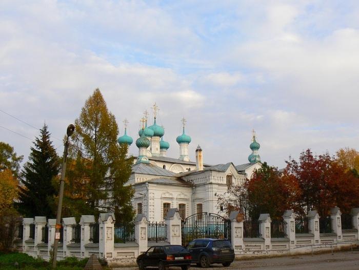 Екатерининский кафедральный собор, г.Слободской