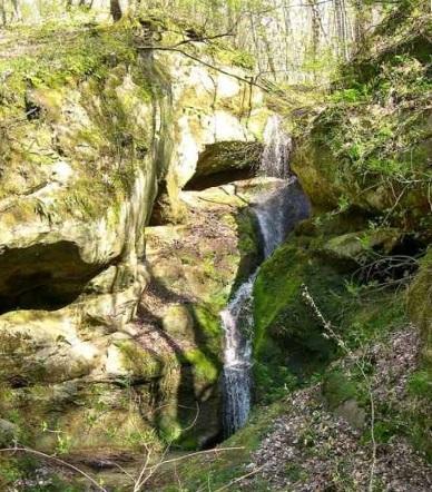 Мальцевы водопады фото