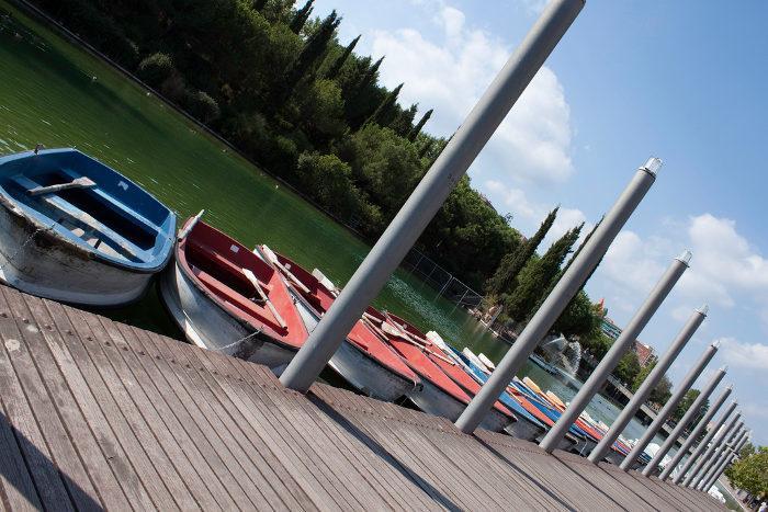 Парк Каталонии в Сабаделе