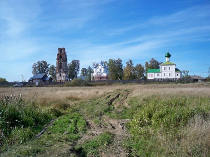 Спасо-Преображенский Геннадиев мужской монастырь