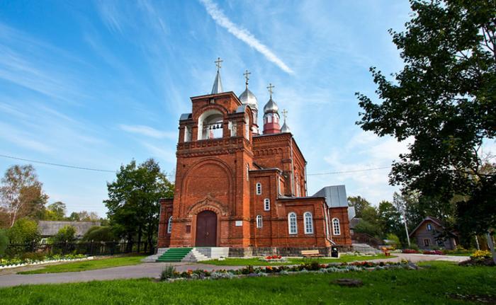Приход Казанской иконы Божией Матери