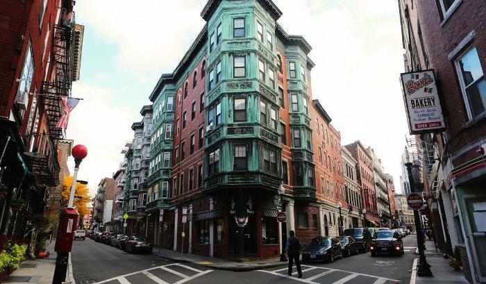 Гостиницы Бостона