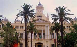 Городская Ратуша это то что обязательно нужно посмотреть в Малаге