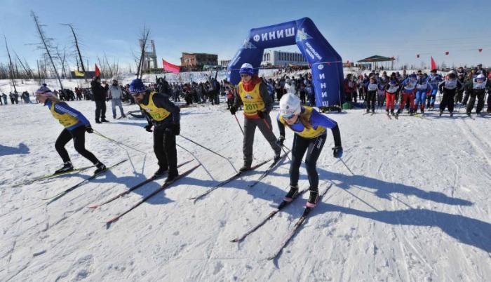 Лыжная база «Оль-Гуль», Норильск