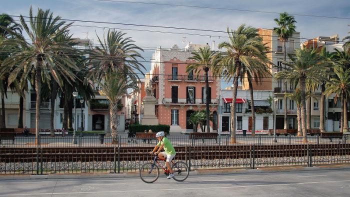 городок Бадалона