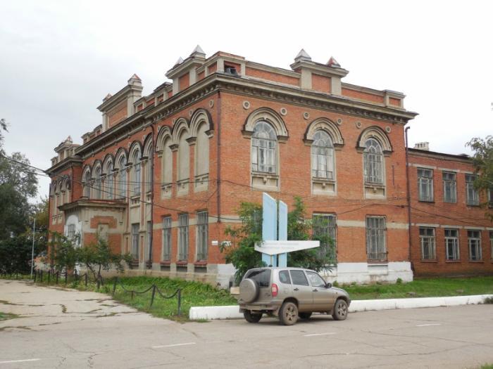 Балаковское коммерческое училище