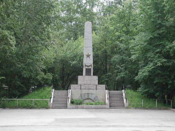Братская могила партизан, Бердск