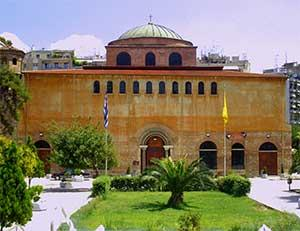 Церковь Святой Софии в Салониках