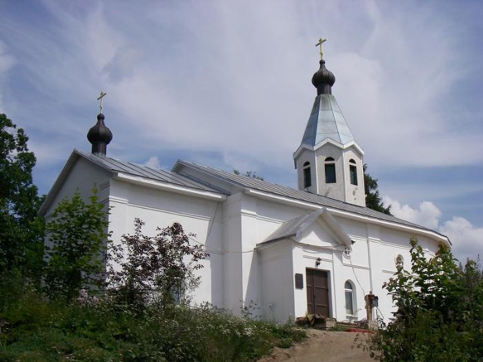 Иоанно-Богословский мужской Череменецкий монастырь