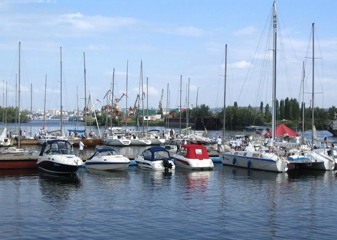 Яхт-клуб Эдельвейс