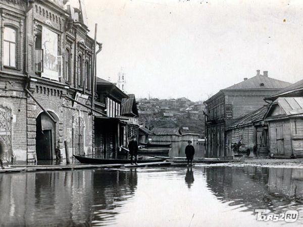 Фото старый город Павлово