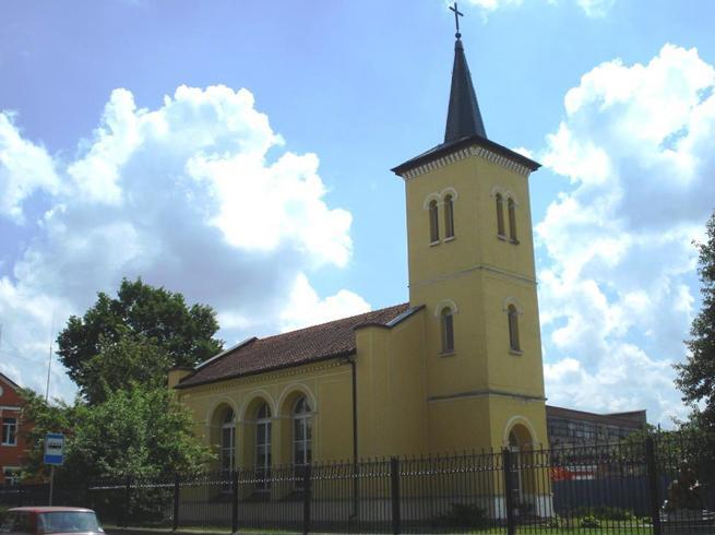 Зальцбургская кирха