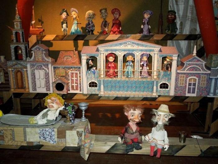 Музей театральной куклы