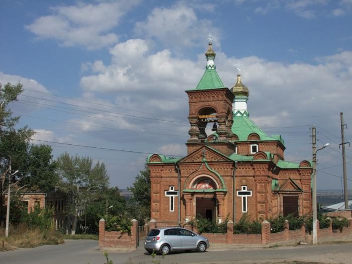 Церковь Георгия Победоносца, Новочеркасск