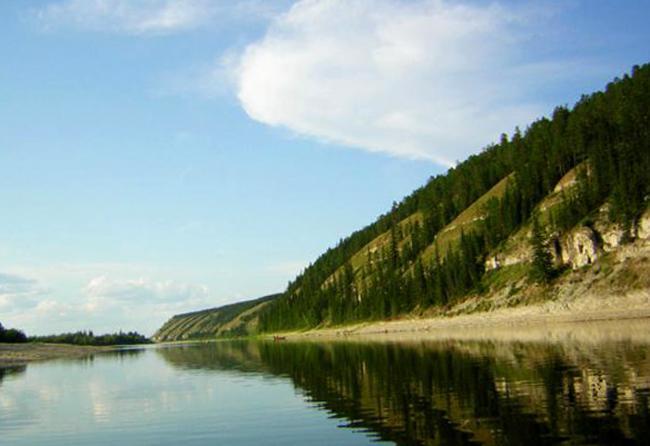 Национальный парк Усть-Вилюй