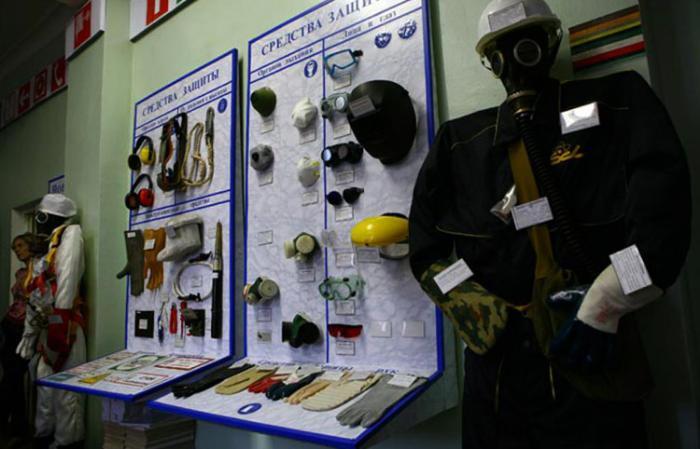 Музей Сибирского химического комбината