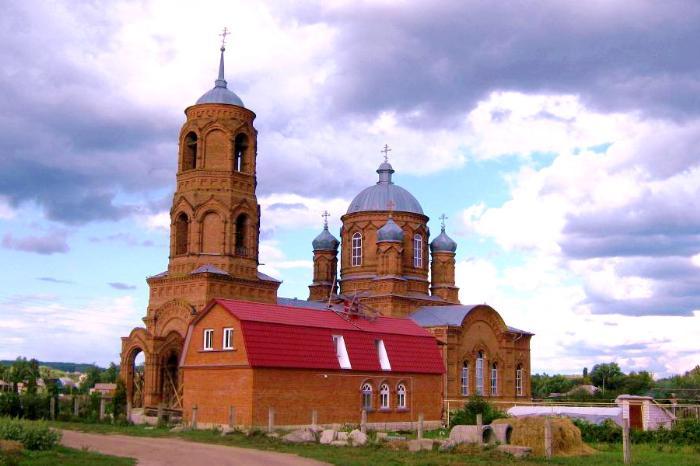 Церковь Казанская, 1905 г., с. Латное