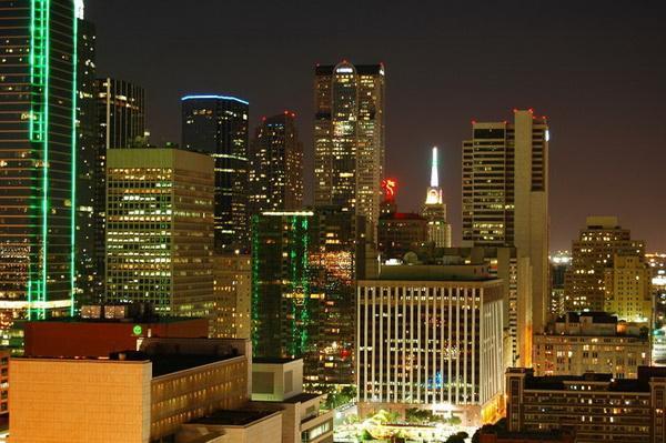 Ночной Даллас
