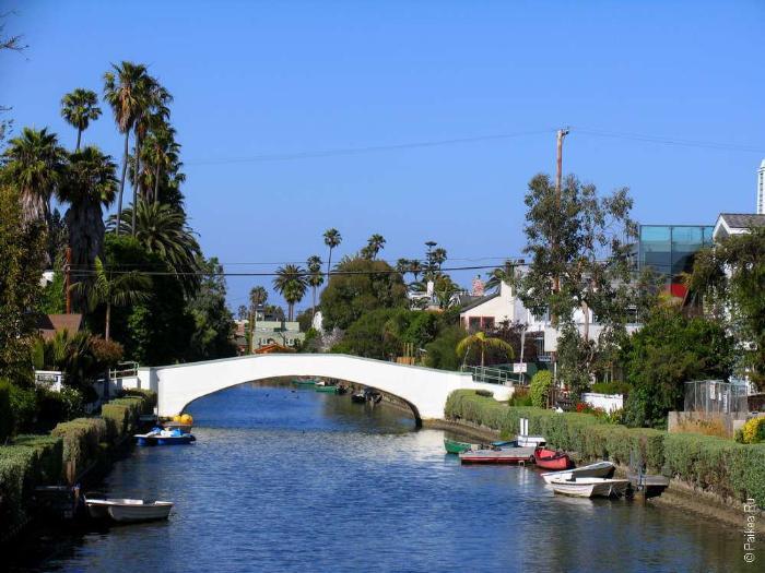достопримечательности в Лос-Анджелесе