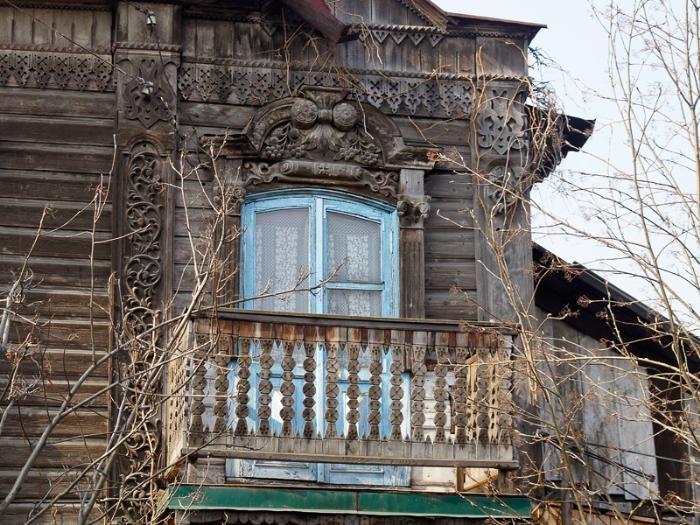 Старый центр, Бийск