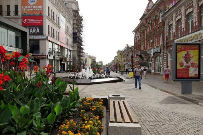 Ленинградская улица (пешеходная)