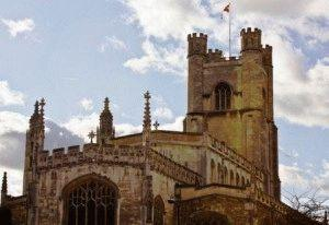 Great St. Mary s, Cambridge foto