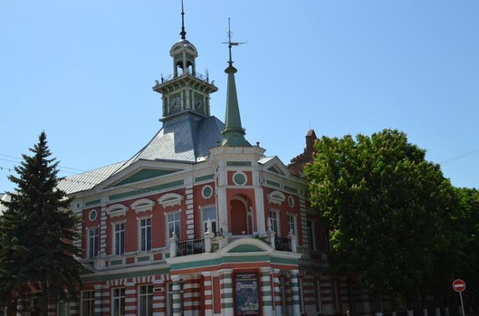 Городской краеведческий музей Азова