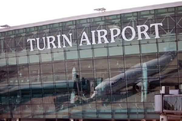 Аэропорт в Турине