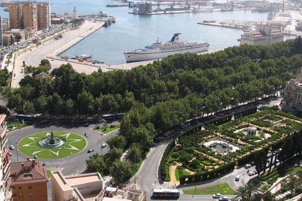 Обязательно посетите Ботанический сад в Малаге