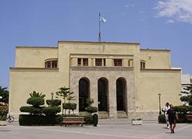 Археологический музей, о. Кос