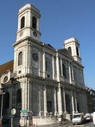 Достопримечательности Безансона: церковь сен-мадлен